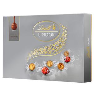 瑞士莲软心甄选巧克力14粒装礼盒