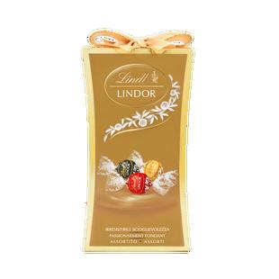 瑞士莲软心精选巧克力礼享装