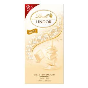 瑞士莲软心小块装白巧克力