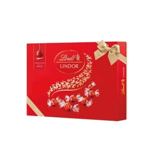 瑞士莲软心牛奶巧克力14粒装礼盒
