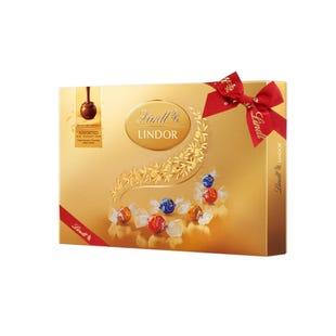 瑞士莲软心精选巧克力14粒装礼盒