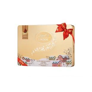 瑞士莲软心精选巧克力16粒装礼盒