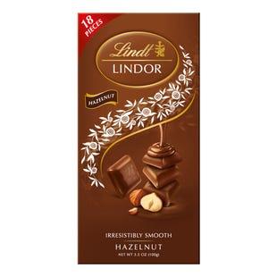 瑞士莲软心小块装榛仁牛奶巧克力