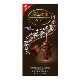 瑞士莲软心小块装特浓黑巧克力