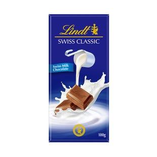 瑞士莲瑞士经典排装牛奶巧克力